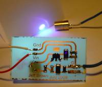 Diode connected to driver board